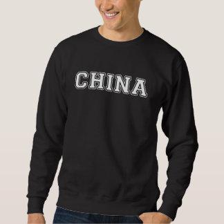 China Sweatshirt