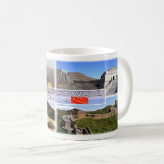 China - The Great Wall Of China - Coffee Mug
