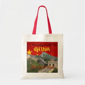 CHINA TOTE BAG