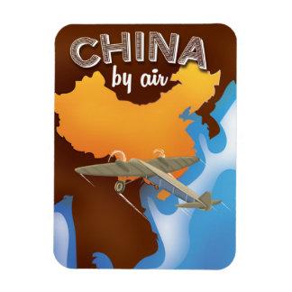 China Vintage Travel poster Magnet