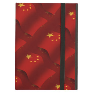China Waving Flag Case For iPad Air