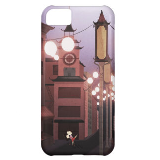 Chinatown Cover For iPhone 5C