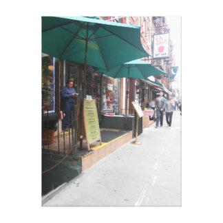 ChinaTown, New York City Canvas Print