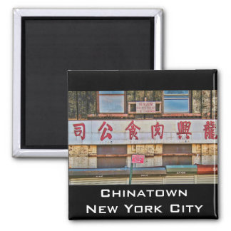 Chinatown, NYC Magnet