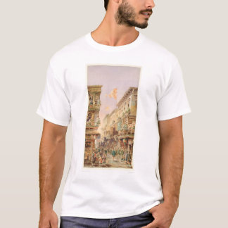 Chinatown San Francisco (0108A) T-Shirt
