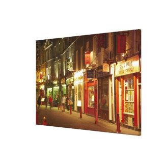 Chinatown, Soho, London, England, United Kingdom Canvas Print