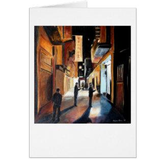 """Chinatown Treasure Hunt"" by Trina Chow Card"