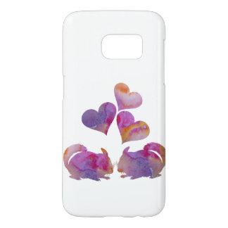 Chinchilla Art Samsung Galaxy S7 Case