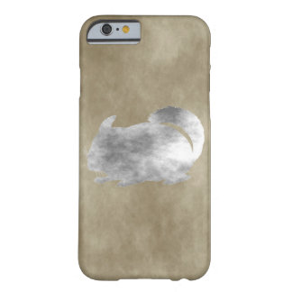 chinchilla barely there iPhone 6 case