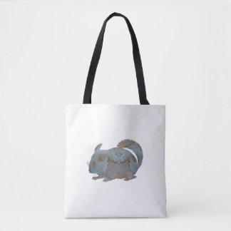 Chinchilla Tote Bag