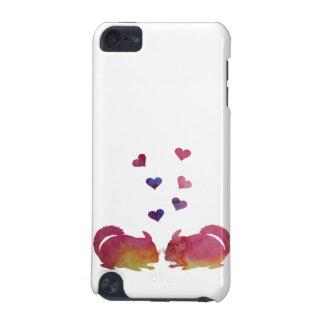 Chinchillas iPod Touch (5th Generation) Case