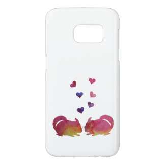 Chinchillas Samsung Galaxy S7 Case