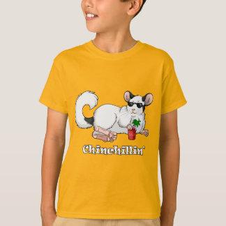 Chinchillin' Kids' Hanes TAGLESS® T-Shirt