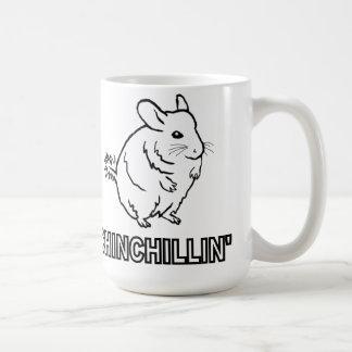 Chinchillin' Mug