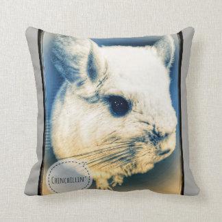 Chinchillin' Pillow