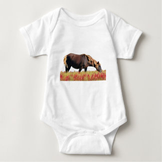 Chincoteague Pony Baby Bodysuit