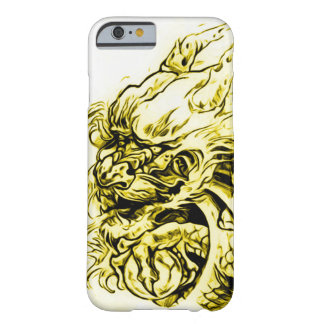 Chinese Air Dragon Art Nouveau Barely There iPhone 6 Case