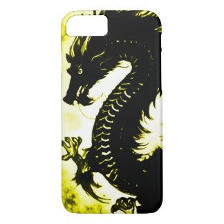 Chinese Air Dragon Fantasy Art Nouveau Custom iPhone 7 Case