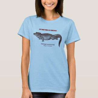 Chinese Alligator T-Shirt