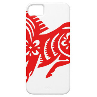 Chinese Asian Oriental Horse Case For The iPhone 5