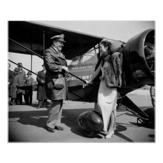 Chinese Aviatrix 1939 Poster