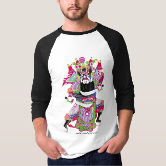 Chinese Beijing Opera Warrior T-Shirt