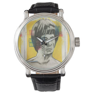 Chinese Boxer Art Watches