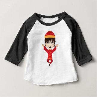 Chinese Boy Baby T-Shirt