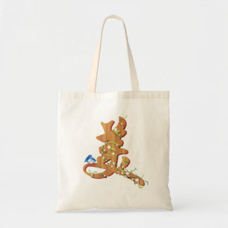 "Chinese Character ""Beautiful"" Tote Bag"