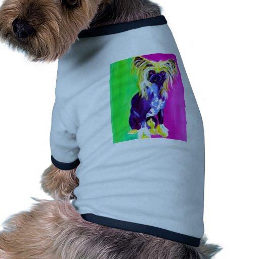 Chinese Crested #1 Dog Shirt