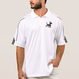 chinese crested cartoon.png polo shirt