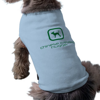 Chinese Crested Pet T Shirt