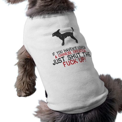Chinese Crested Doggie T-shirt