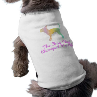 Chinese Crested Dog T Shirt
