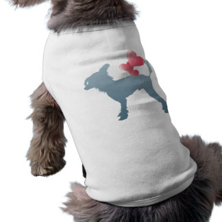 Chinese Crested Doggie Tee