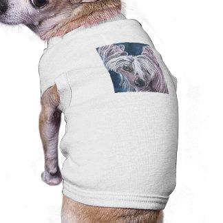 Chinese Crested Dog Sweater Dog Tee Shirt