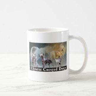 Chinese Crested Dogs Coffee Mug