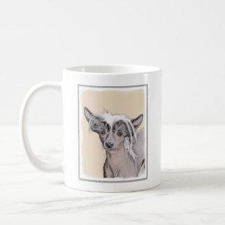 Chinese Crested (Hairless) 2 Coffee Mug