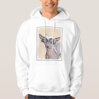 Chinese Crested (Hairless) 2 Hoodie