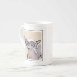 Chinese Crested (Hairless) 2 Tea Cup