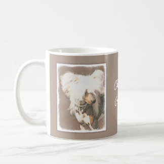Chinese Crested (Hairless) Coffee Mug