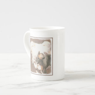 Chinese Crested (Hairless) Tea Cup