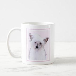Chinese Crested (Powderpuff) Coffee Mug