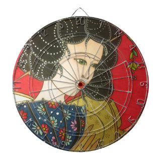 Chinese Dartboard