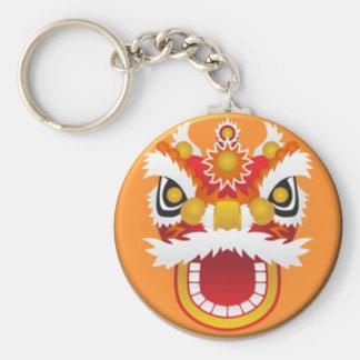 Chinese dragon #02 keychain