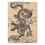 Chinese Dragon Cards