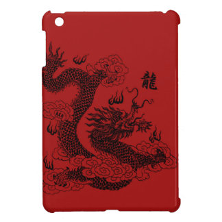 Chinese Dragon Case For The iPad Mini