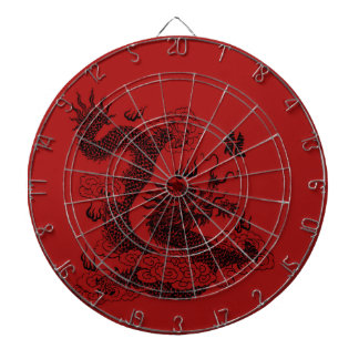 Chinese Dragon Dartboard