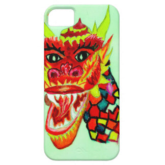 Chinese Dragon Head iPhone 5 Cover