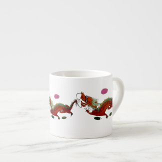 Chinese Dragon II Espresso Cup